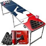 Offizielles Bierpong Tisch-Set