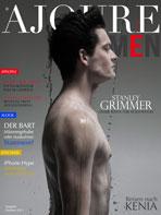 Ajouré Cover Monat Oktober 2013 - Stanley Grimmer