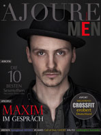 Ajouré Cover Monat November 2013 - Maxim