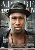 AJOURE Men Cover Monat Juli 2016 mit Jerry Kwarteng