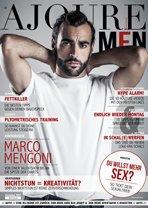 AJOURE Men Cover Monat Dezember 2017 mit Marco Mengoni
