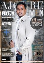 AJOURE Men Cover Monat Juni 2016 mit Fetsum