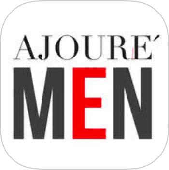 AJOURE´ Men App