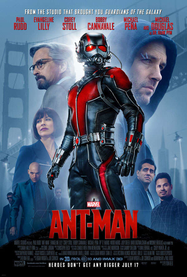 Marvel-Held Ant-Man