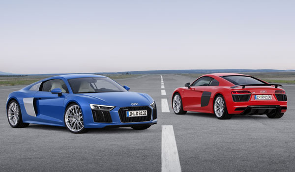 der neue Audi R8