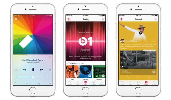 Apple iMusic