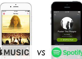 iMusic vs. Spotify