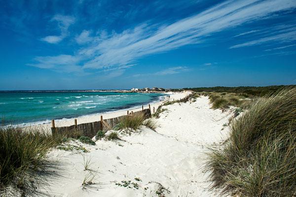 Mallorca Es Trenc FKK Strand