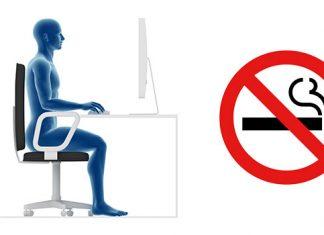 Hättest du gedacht, dass sitzen noch schädlicher ist, als rauchen?