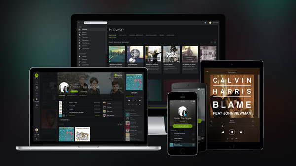 Spotify Devices