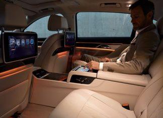 Sportlich, bequem und überlegen - das 7er BMW Luxusobjekt überzeugt auf ganzer Linie.