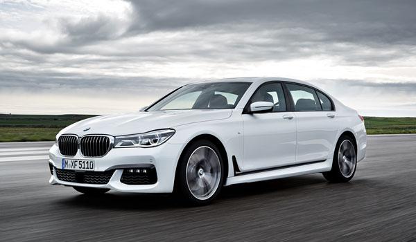 BMW 7er Außenansicht