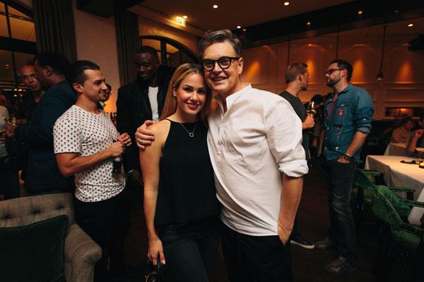Angelina Heger-& Rolf Scheider