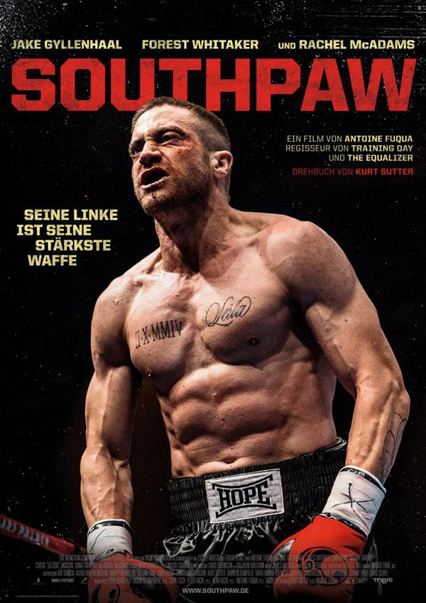 Ein Underdog kämpft sich ins Leben zurück: Mitreißendes Boxer-Drama mit Jake Gyllenhaal in der Hauptrolle.