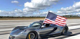 Mit seiner Endgeschwindigkeit von 435,31km/h katapultierte sich der Venom GT ins Guinness Buch der Rekorde.