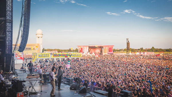 Lollapalooza Berlin 2015