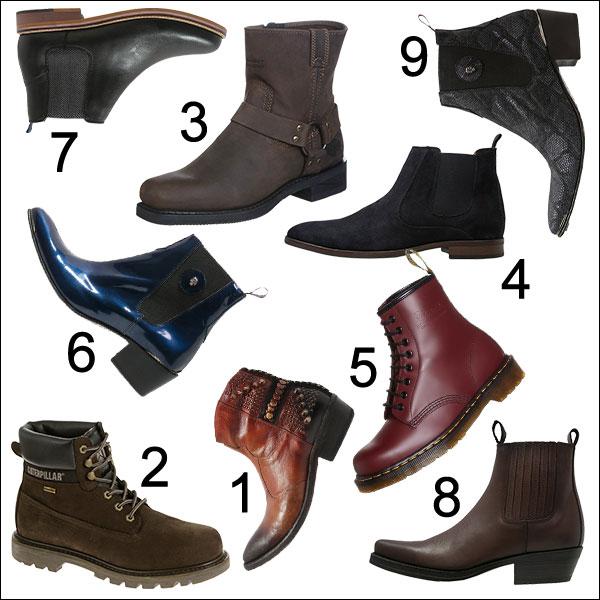 Trend Männer Boots