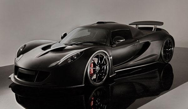 Hennessey Venom GT Seitenansicht