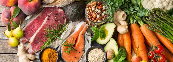 gesunde Ernährung Achselschweiß stoppen