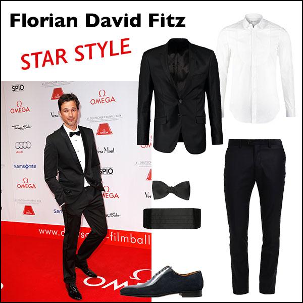 Look der Woche Florian David Fitz