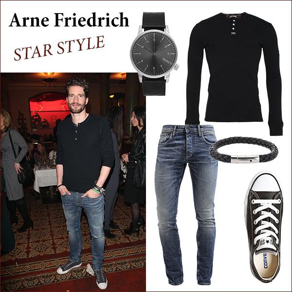 Look der Woche Arne Friedrich