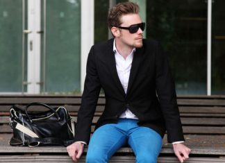 Die neuen Taschen-Trends für aktive Männer