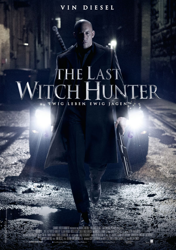 The Last Witchhunter Filmplakat