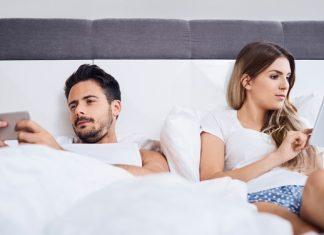 Wenn Blaulicht dir den Schlaf raubt