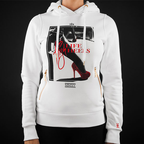 "ERBEN LUXURY Pullover ""Highheels"""