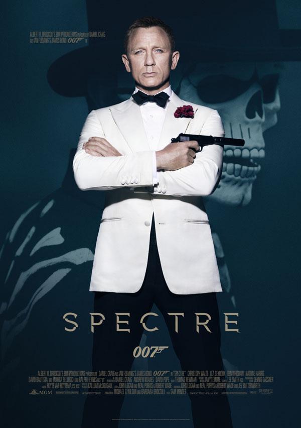 Spectre Kinoplakat