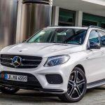 Der GLE 450 AMG ist das neue SUV Topmodell aus dem Hause Mercedes-Benz.