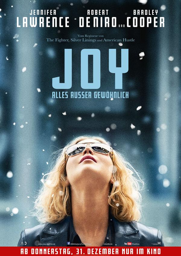 Joy - Alles außer gewöhnlich Kinoposter