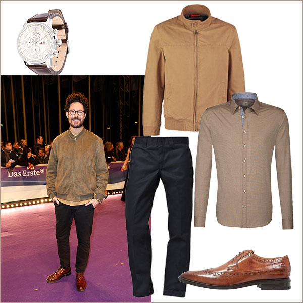 Max Herre Outfit Style