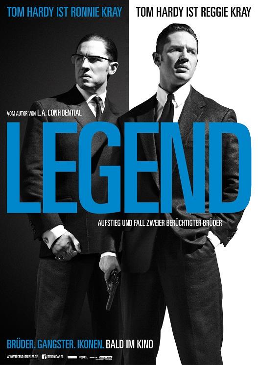 Legend Kinoplakat