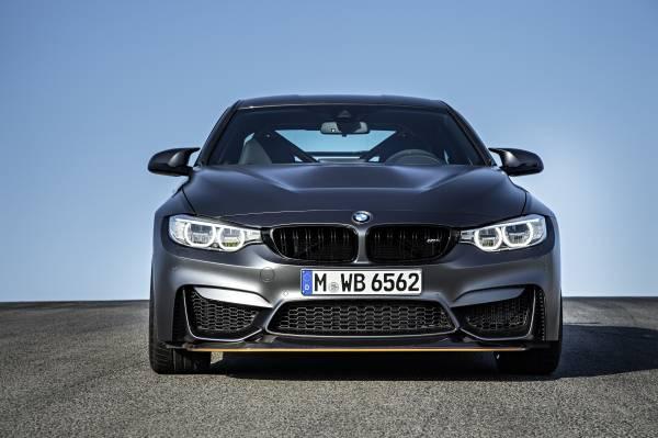 BMW M4 GTS Frontansicht