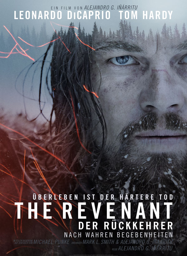 The Revenant Kinoposter