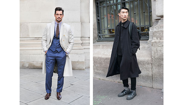 Black Style vs. Dandy Look