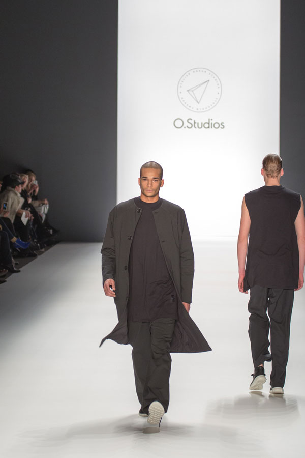 Fashion Week Show Odeur Herbst / Winter 16/17