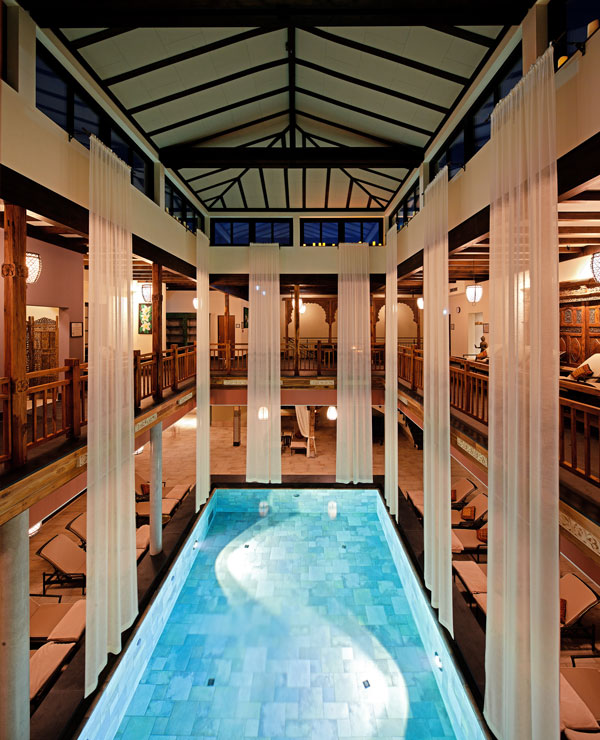 vabali spa berlin Pool