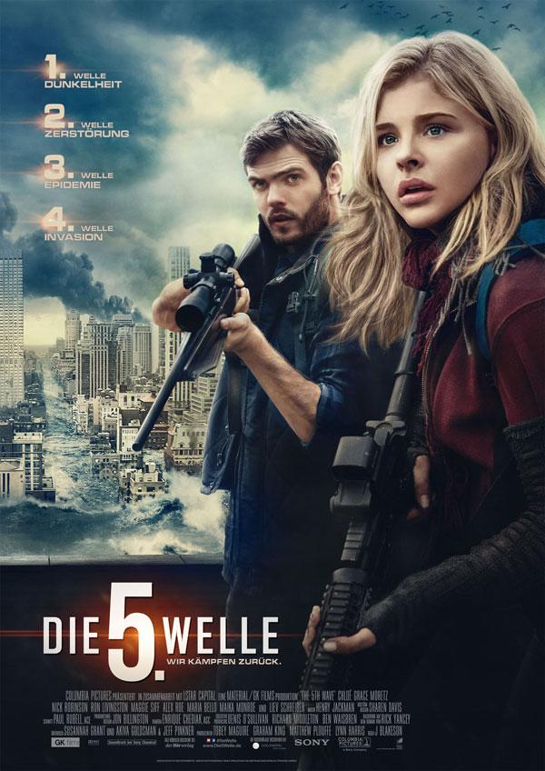 Die 5. Welle Kinoposter