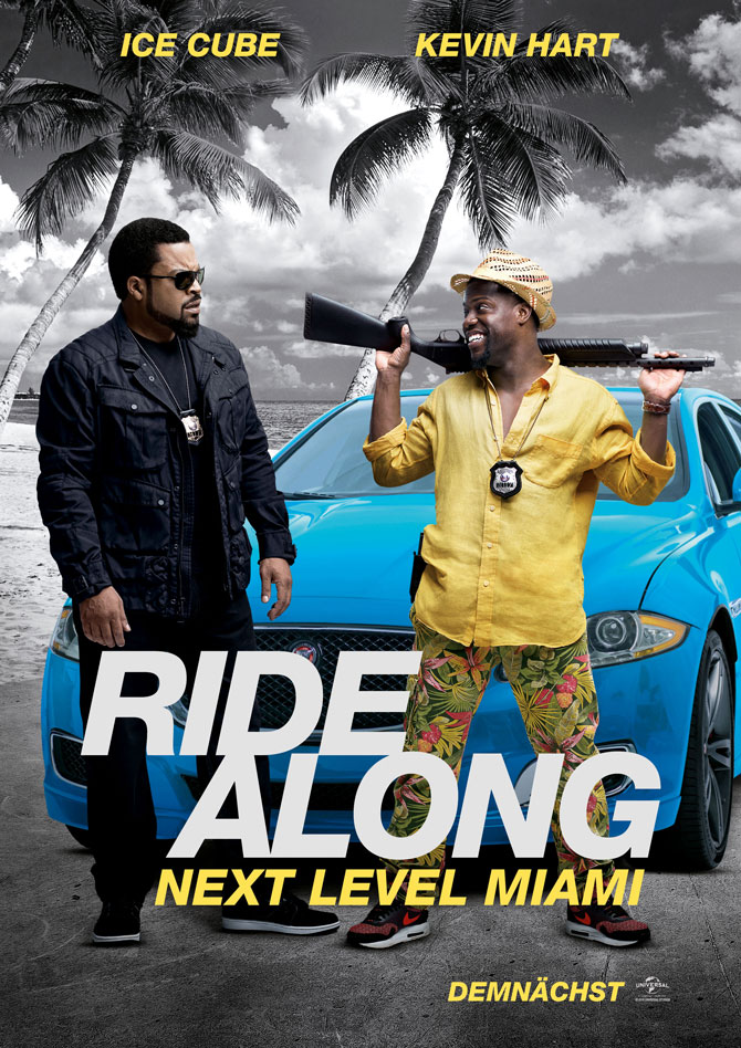 filme wie ride along