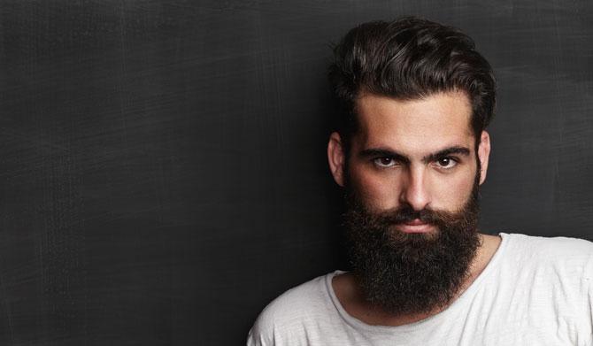 Bart Styling und Pflege