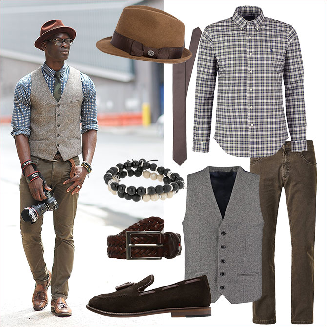 Dandy Style Outfit 2