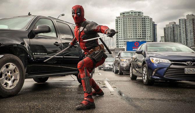 Deadpool – Filmkritik & Trailer