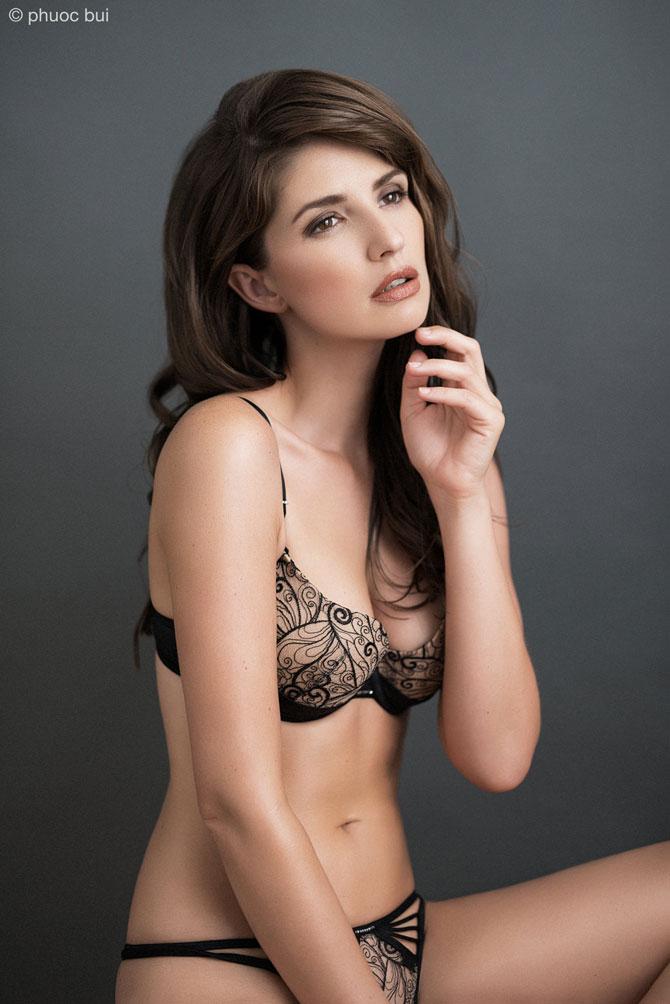 Bernadette Kaspar Fotoshooting