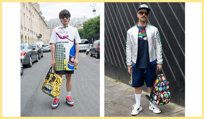 Gamifikation Streetstyle Look
