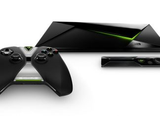 NVIDIA SHIELD Test