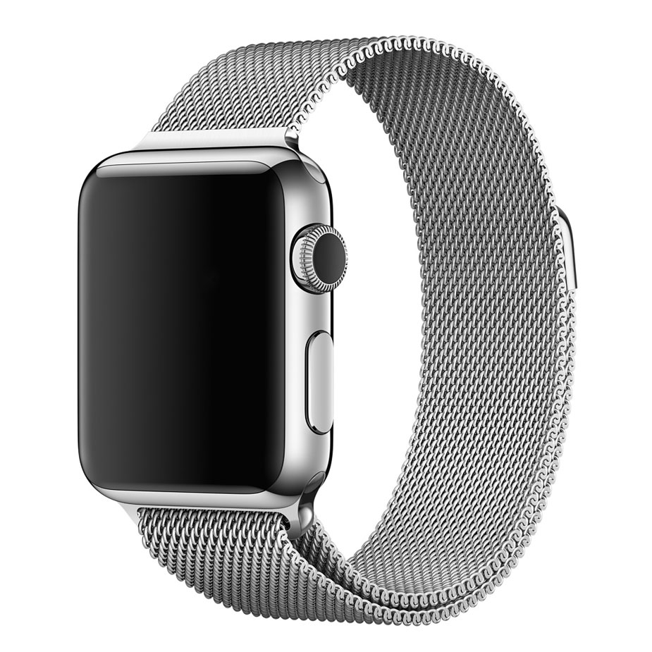 Apple Watch Milanaise Armband