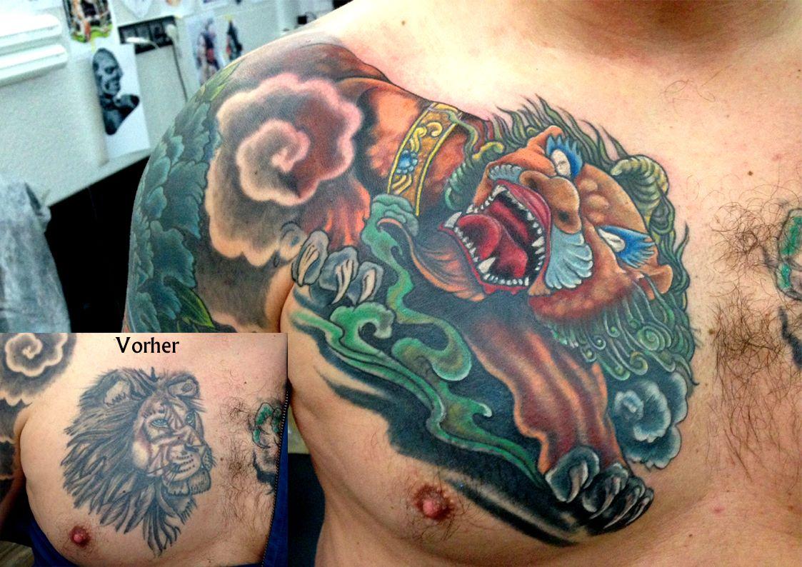 Tiba Tattoo Cover Up
