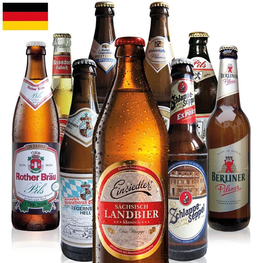"""Bierset """"9x Die Besten Biere Deutschlands"""